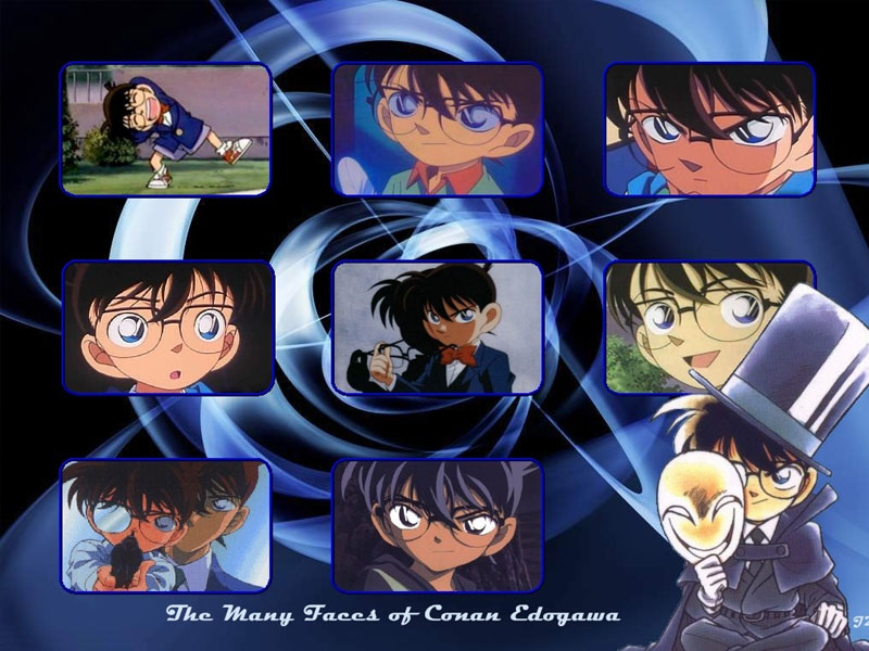 Detective Conan >> Free Download Detective Conan/Case Closed