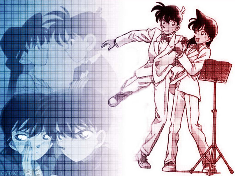 Group Of Detective Conan Wallpaper Page